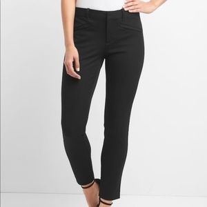 GAP Black Skinny Ankle Pants